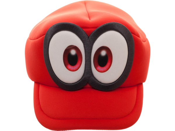 """Super Mario Odyssey """"Cappy Hat"""" available via Nintendo ..."""
