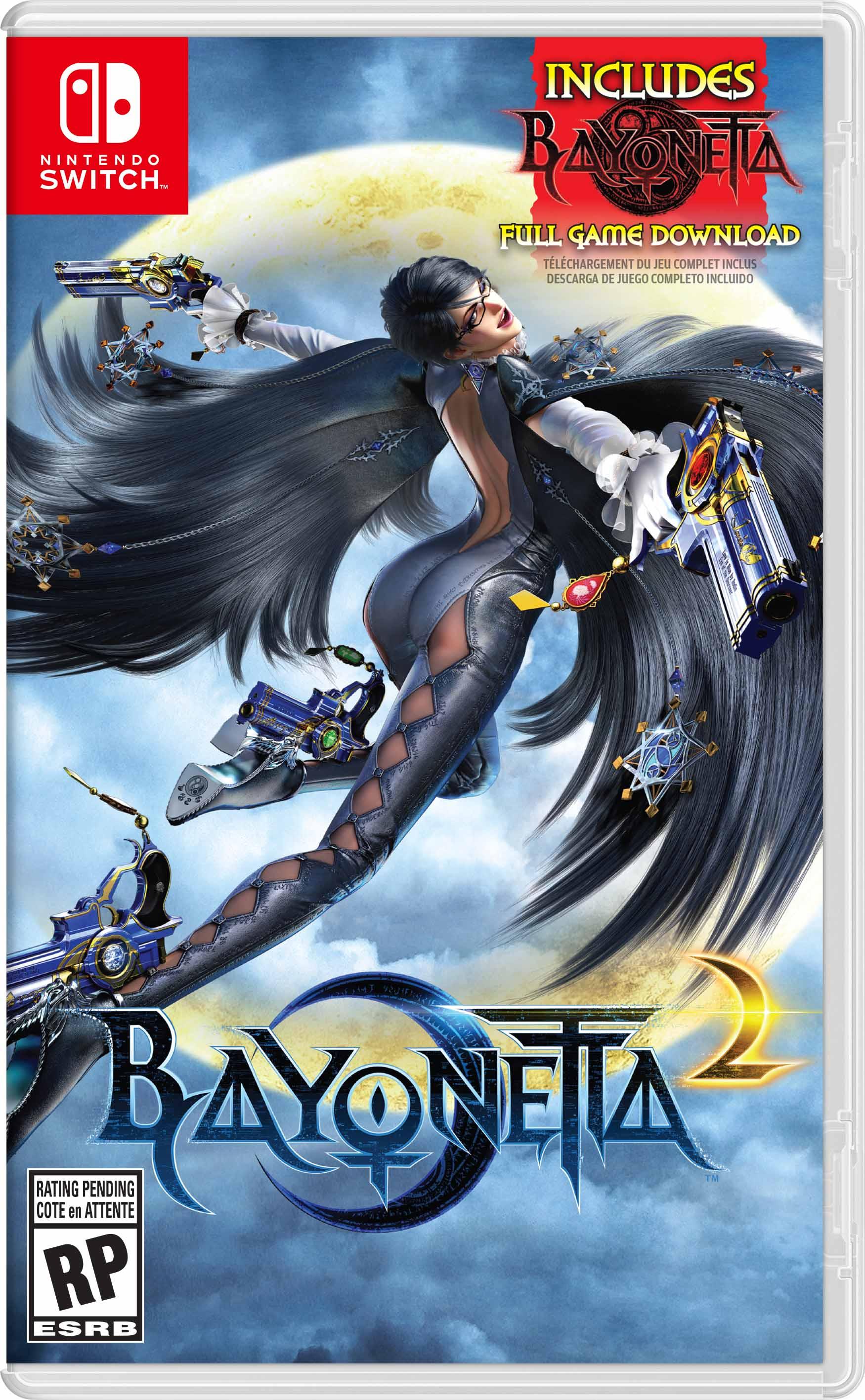 """Résultat de recherche d'images pour """"bayonetta 2 cover"""""""