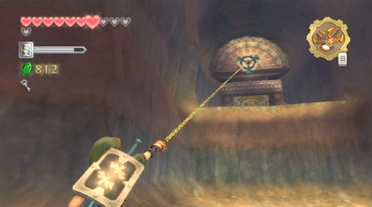 Zelda hook up