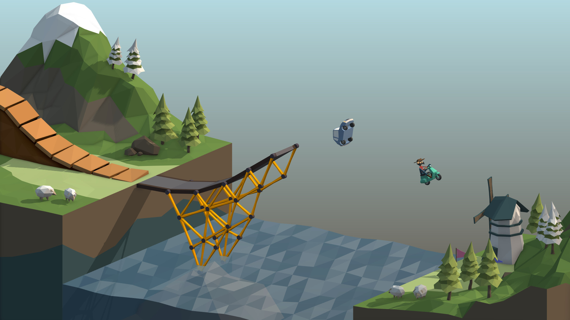 Poly Bridge devs working on fix for level glitch | GoNintendo