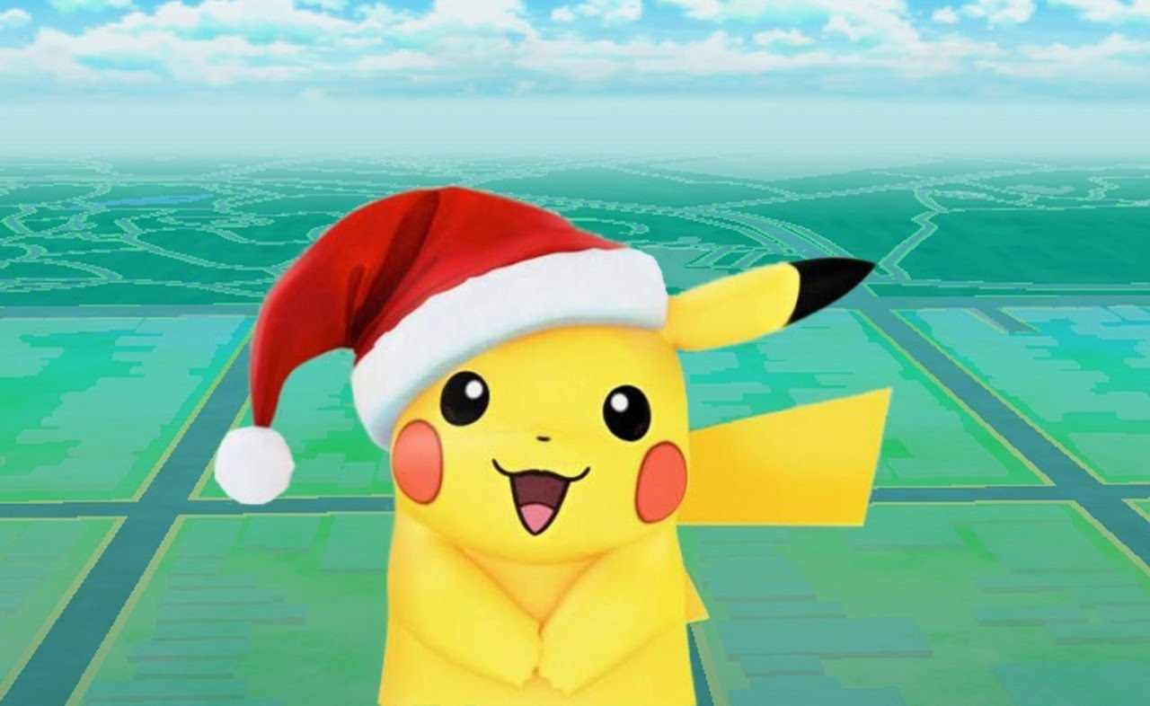 Pokemon Go Christmas Event.Pokemon Go Christmas Event Look Likely Gonintendo