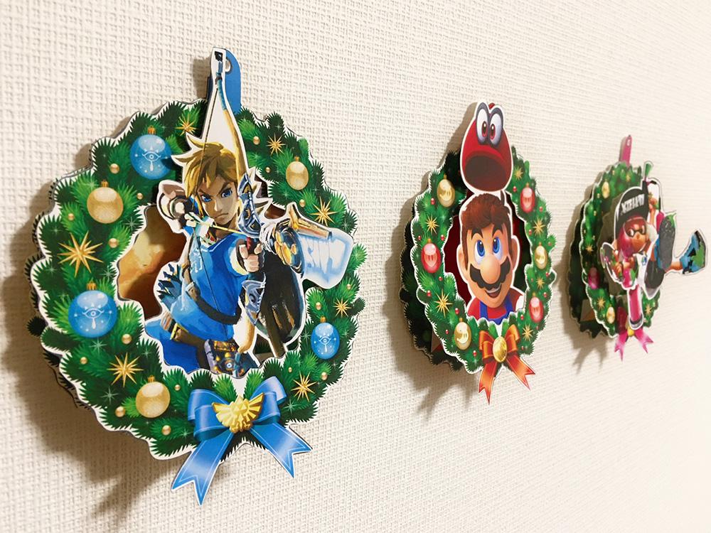 Nintendo releases Mario, Zelda, and Splatoon-themed papercraft ...