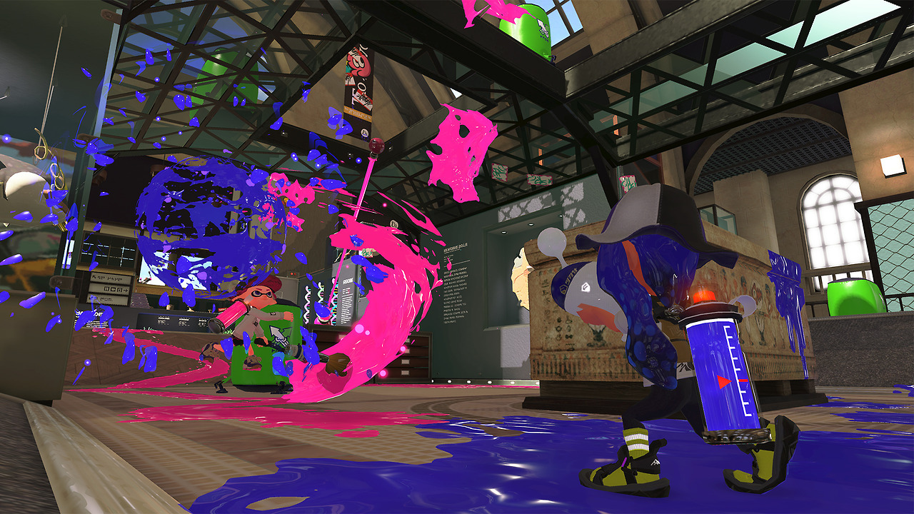splatoon 2 version 2 2 0 due out jan 16th full patch notes
