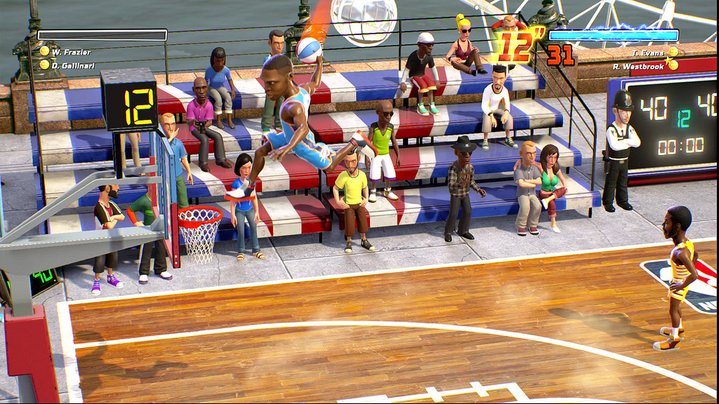 quality design differently order online Amazon Canada posts listing for NBA Playgrounds retail ...