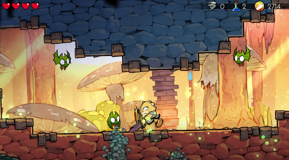 Wonder Boy The Dragons Trap Is Getting A Retail Release And Last We Heard It Was Set To Launch This Month Now Seems That Might Not Be Case