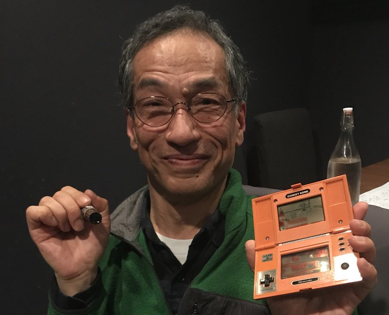 Nintendo's Takehiro Izushi retires after over 40 years with