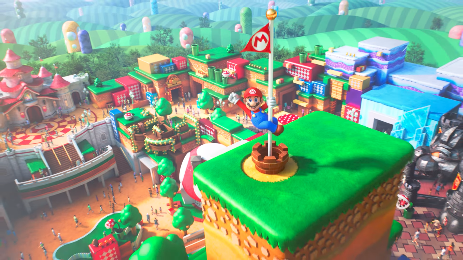 RUMOR - Are plans changing for Super Nintendo World at Universal ...