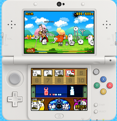 The Battle Cats POP! hits 600k downloads on 3DS | GoNintendo