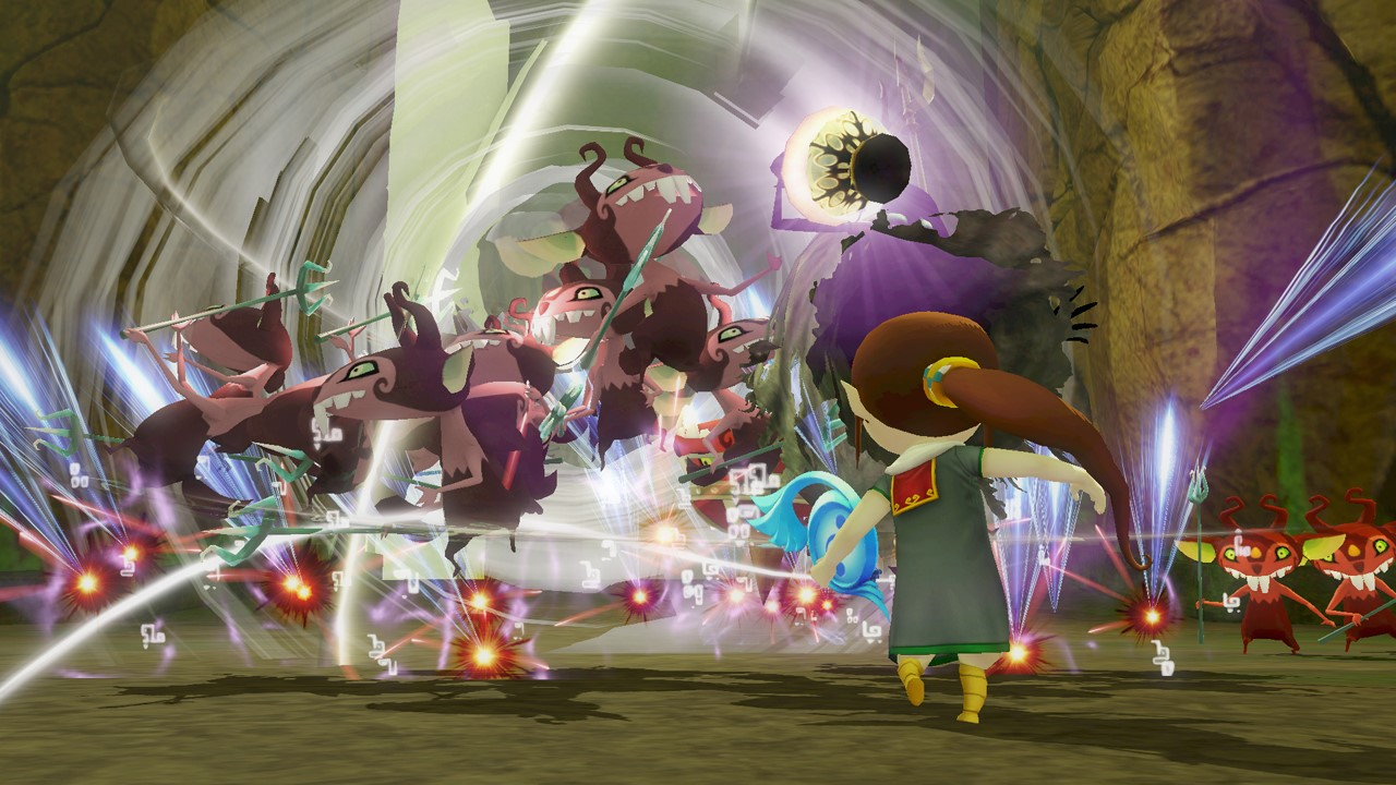 Hyrule Warriors Definitive Edition Info On Roster Event Viewer
