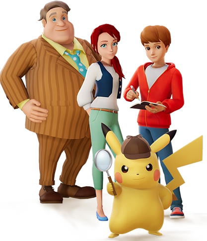Detective Pikachu Website Open More Screens And Art Info On