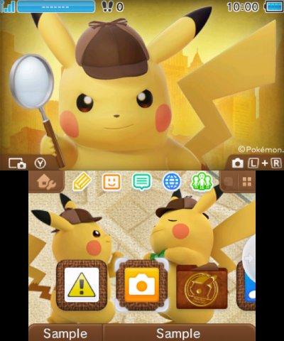 Pokemon News Detective Pikachu Theme Sun Moon Ultra Sun Ultra