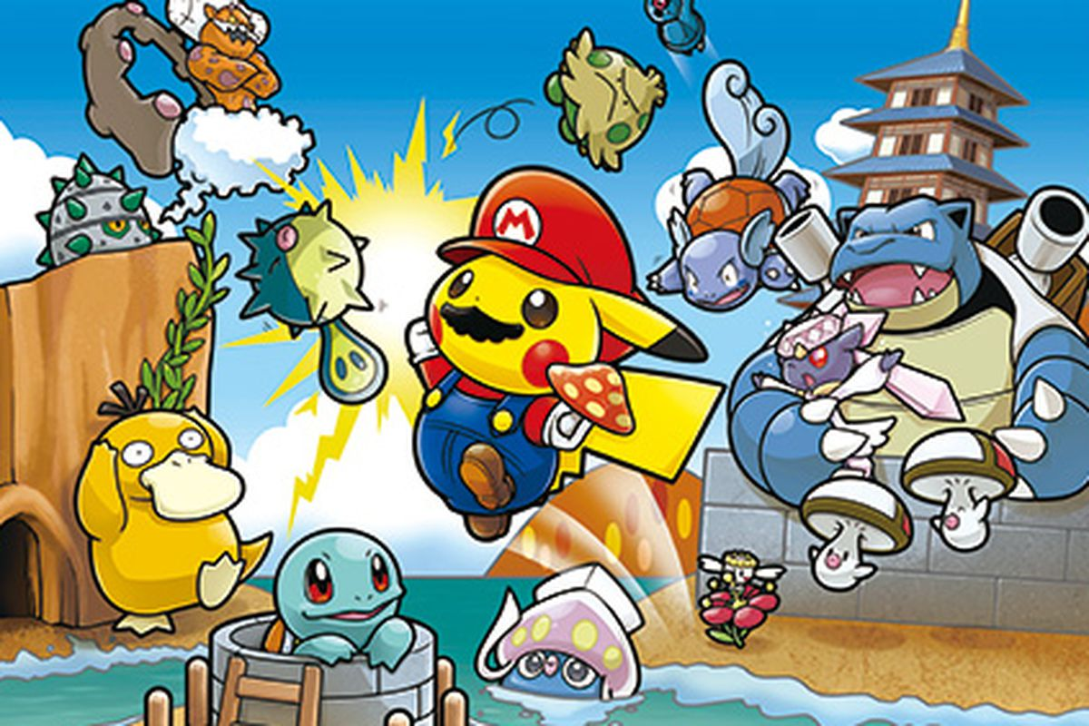 Japan Ranks Their Top 10 Most Iconic Characters With Mario And