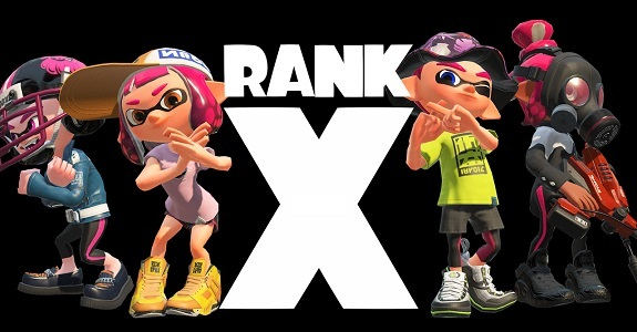 splatoon 2 more details on x rank and how weapons maps will be