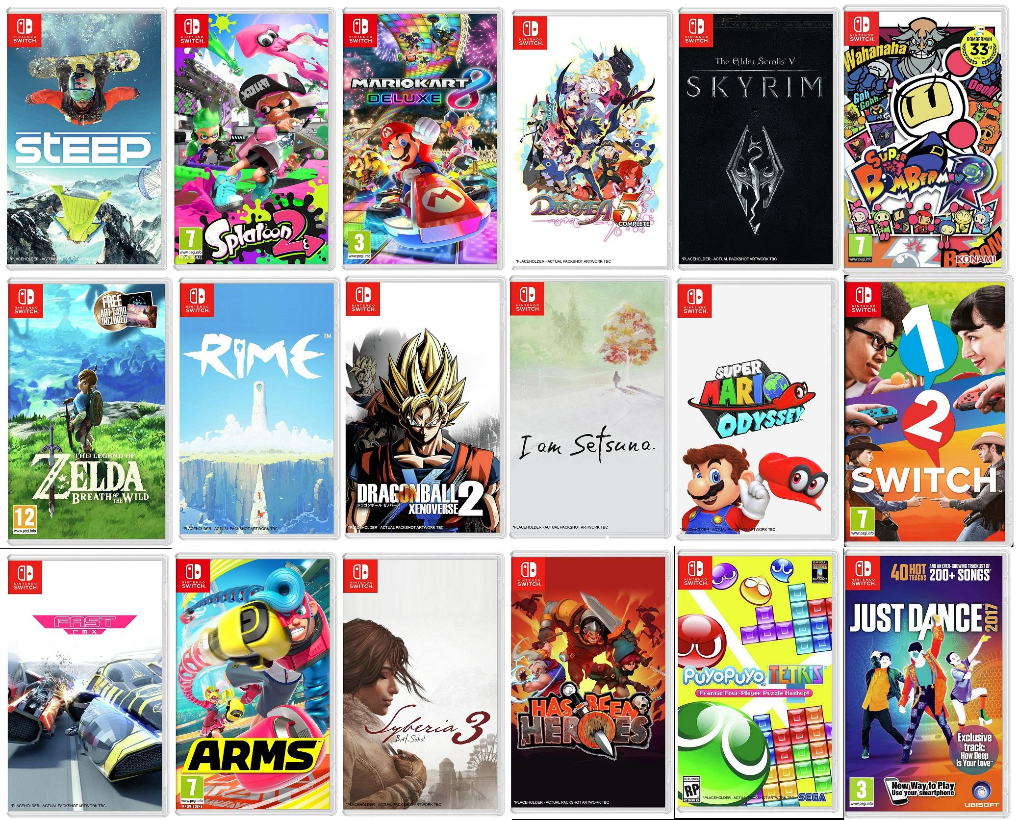 The Best Nintendo Switch Games for 2020 | PCMag