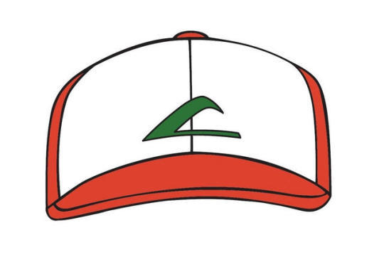 Nintendo Creatures Game Freak grab another trademark for Ash s hat ... 060b0afe9