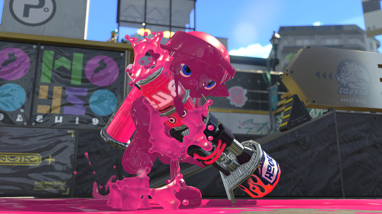 splatoon 2 version 3 0 available april 24th 2018 gonintendo