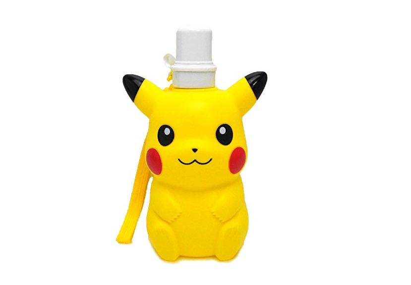 Pokemon news - EZ-Link card in Singapore, Pikachu water