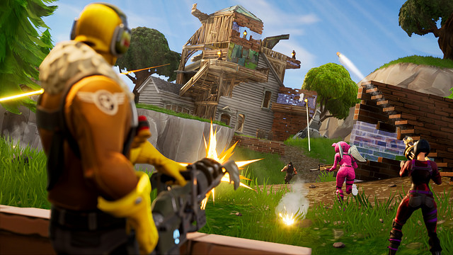 Fortnite team looking into adding switch specific features supports the fortnite dev team is teasing some future switch content the team wants to look into supporting some switch specific features ccuart Images
