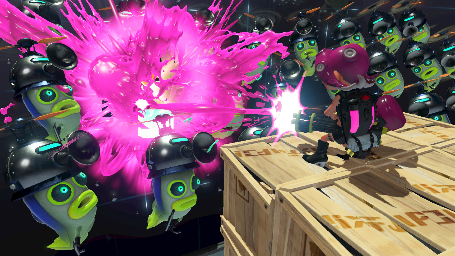 splatoon 2 ver 3 1 0 and octo expansion now available full patch