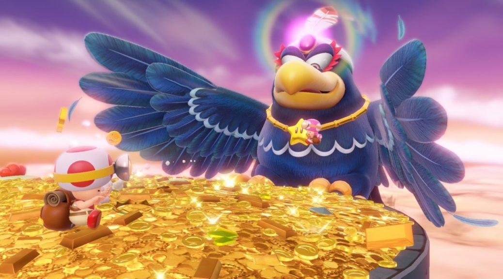 Captain Toad: Treasure Tracker - Switch version's codename