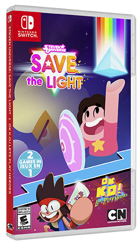 Image result for steven universe save the light ok k.o. bundle