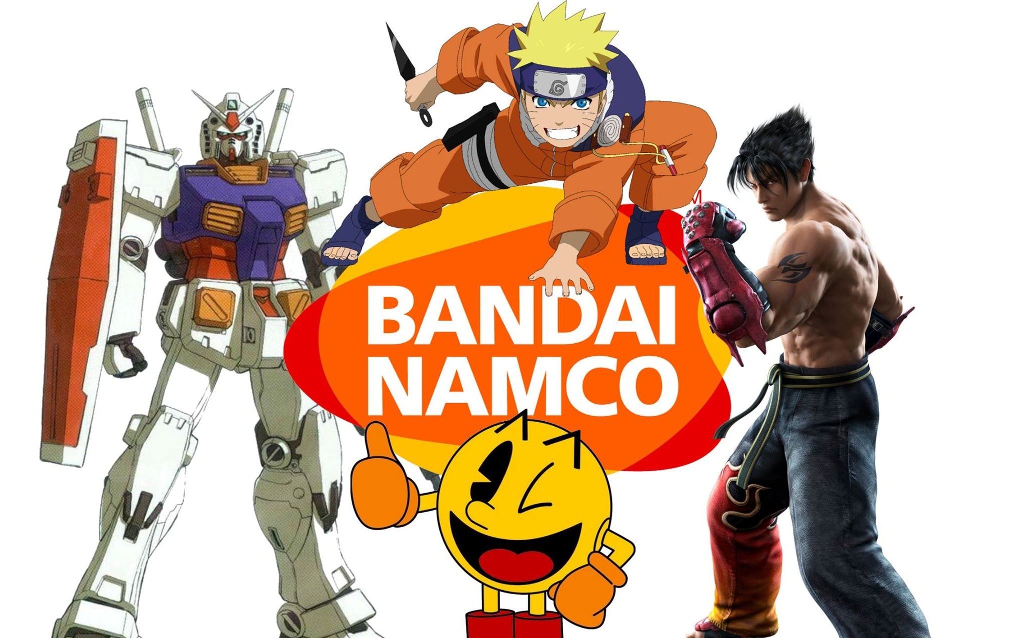 Image result for Namco Bandai company game