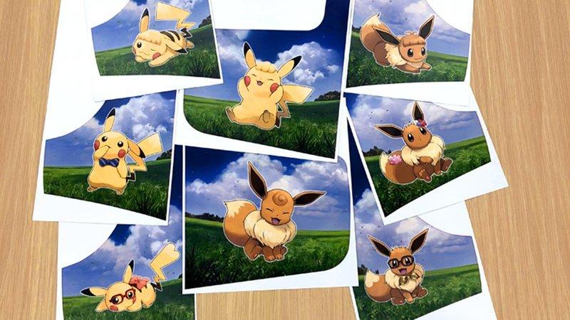 Hair Style Eevee: Pokemon Let's Go Pikachu/Eevee