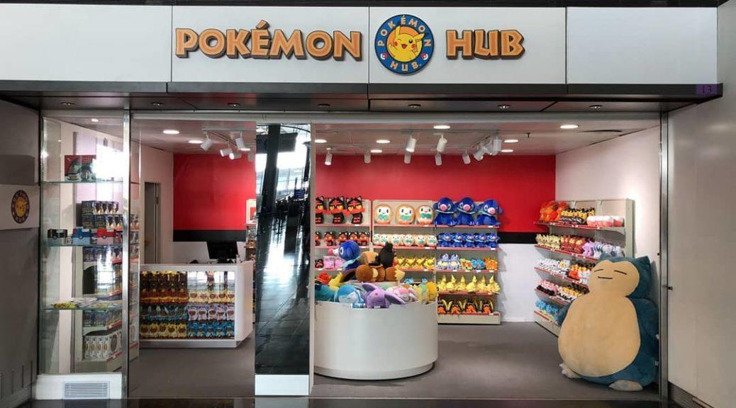 pokemon hub pop up store in hong kong set to close gonintendo. Black Bedroom Furniture Sets. Home Design Ideas