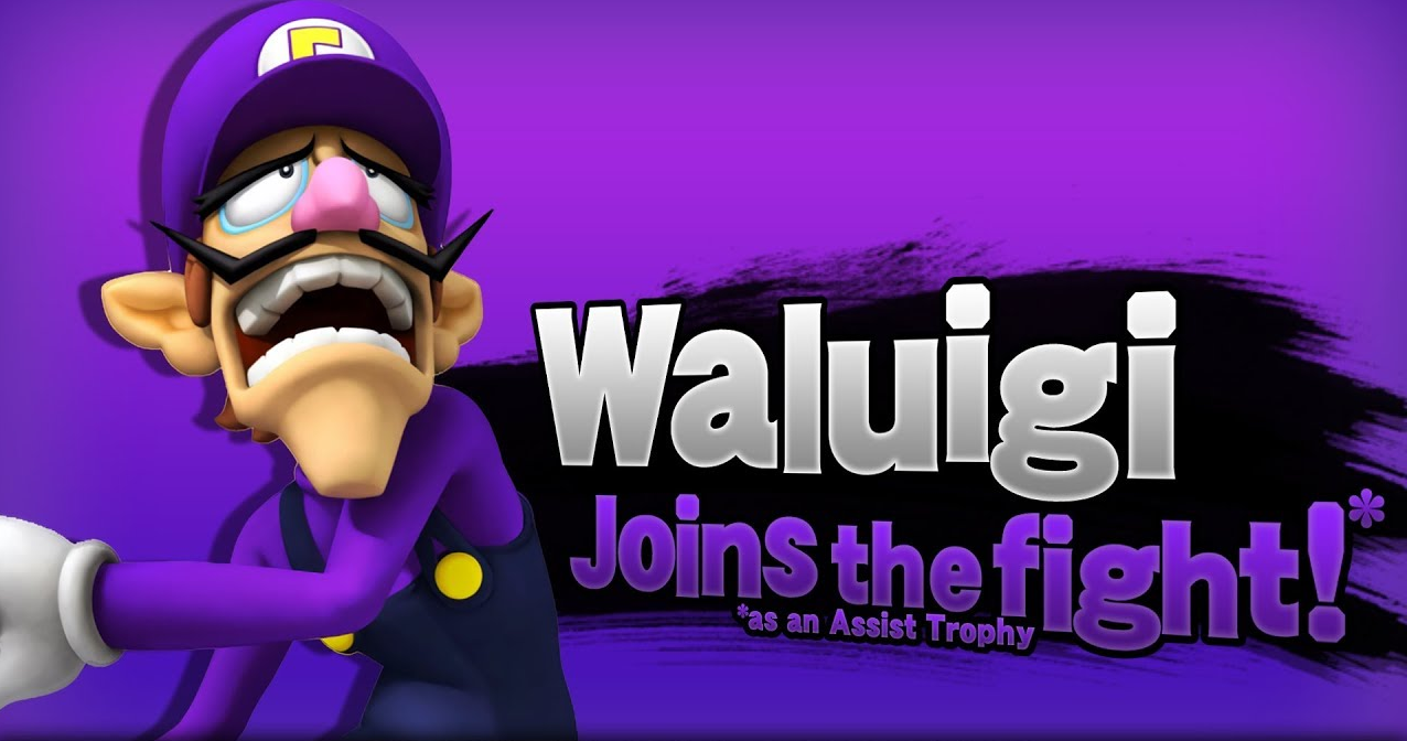 nintendo of canada pr rep talks about fan requests for waluigi to be
