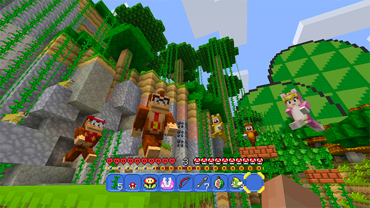 Minecraft - Patch 38 available for Wii U, full patch notes