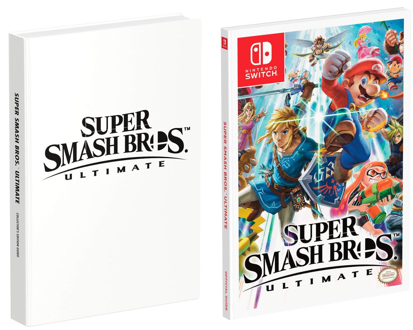 Prima Super Smash Bros  Ultimate Official Guide - Standard