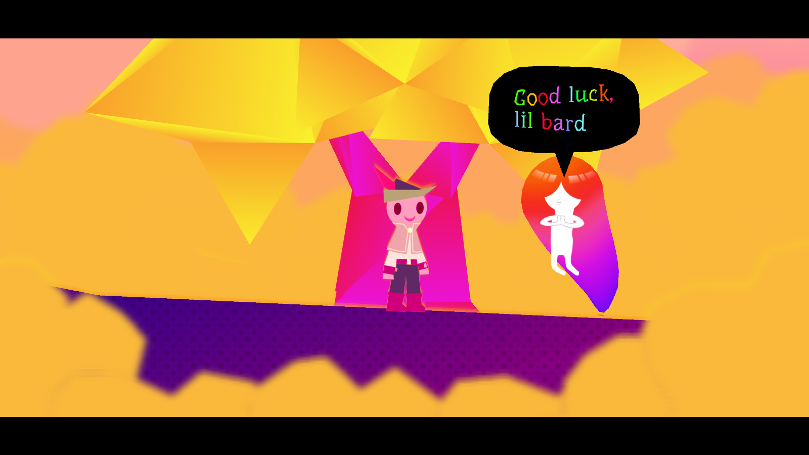 Wandersong devs release a list of workarounds and fixes for