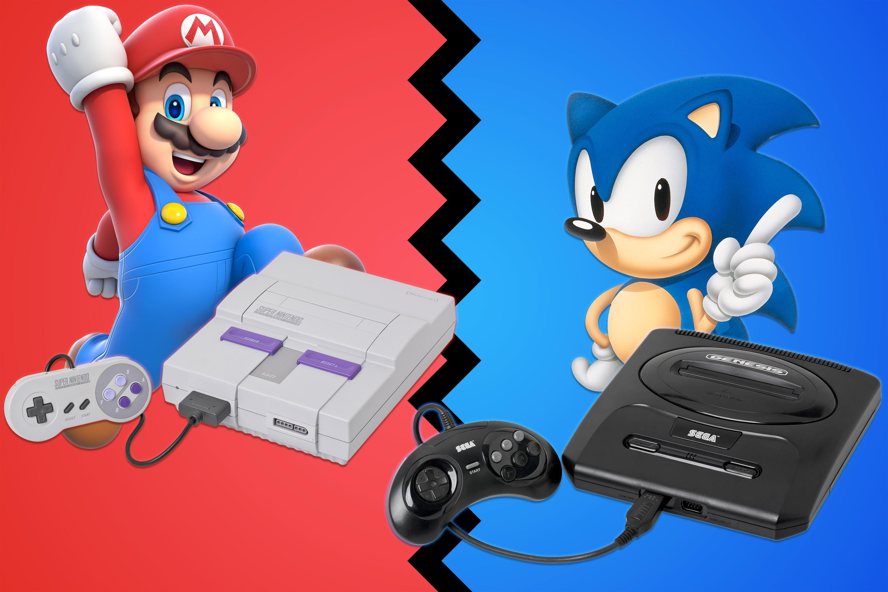 SEGA's main goal in creating the Genesis was to 'make a console that