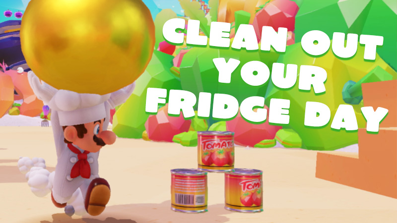 Clean Out Your Fridge Day Gather Courage With These Foo Friendly