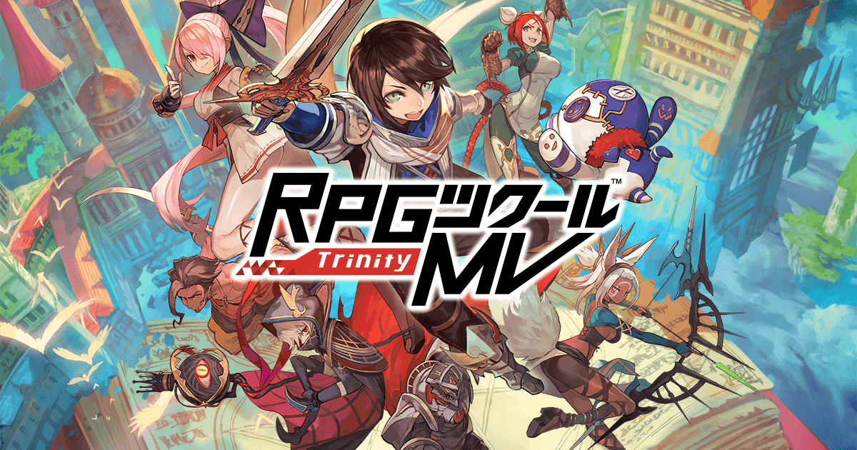 RPG Maker MV Trinity's Japanese version plagued with