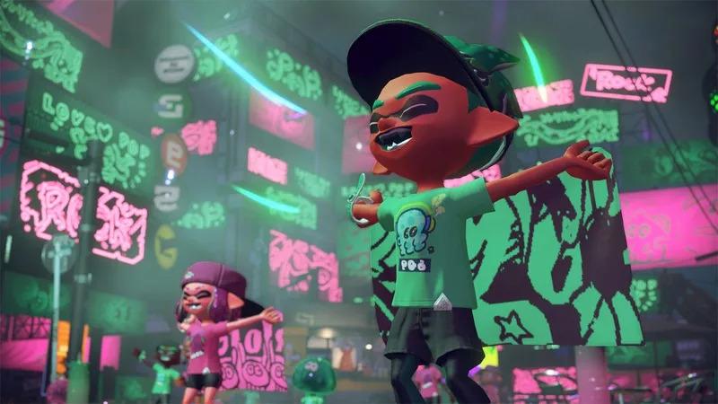 Nintendo Switch and Splatoon 2 make Twitter Japan's top