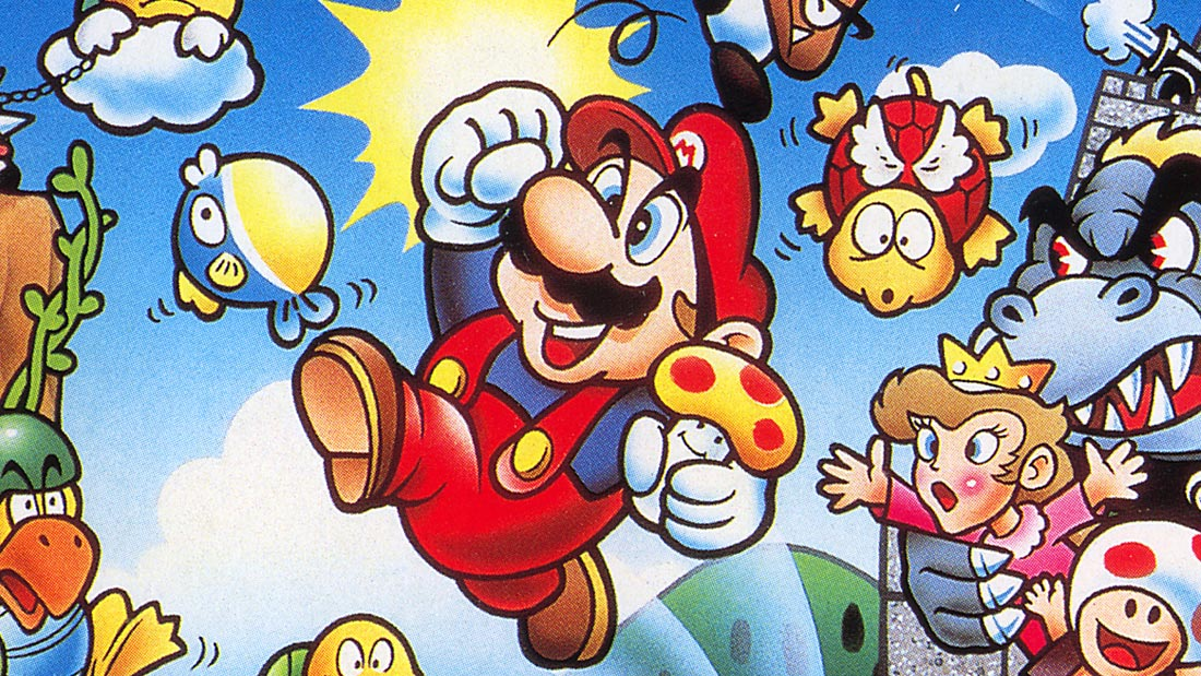 Original Mario Character Designer Talks About Defining Mario And