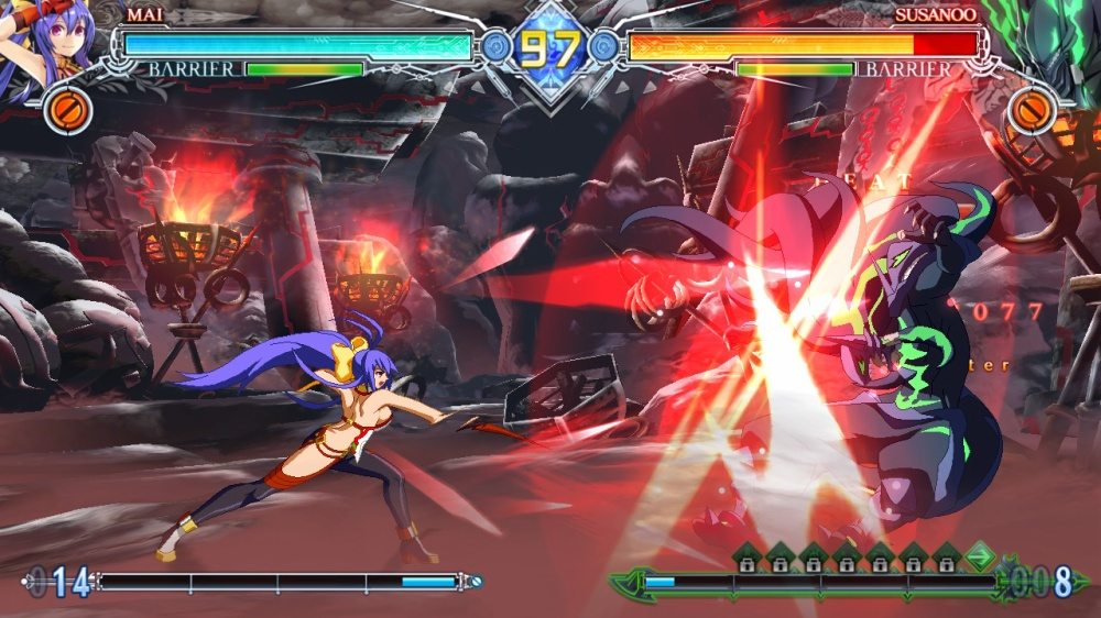 BlazBlue: Central Fiction Special Edition demo now available