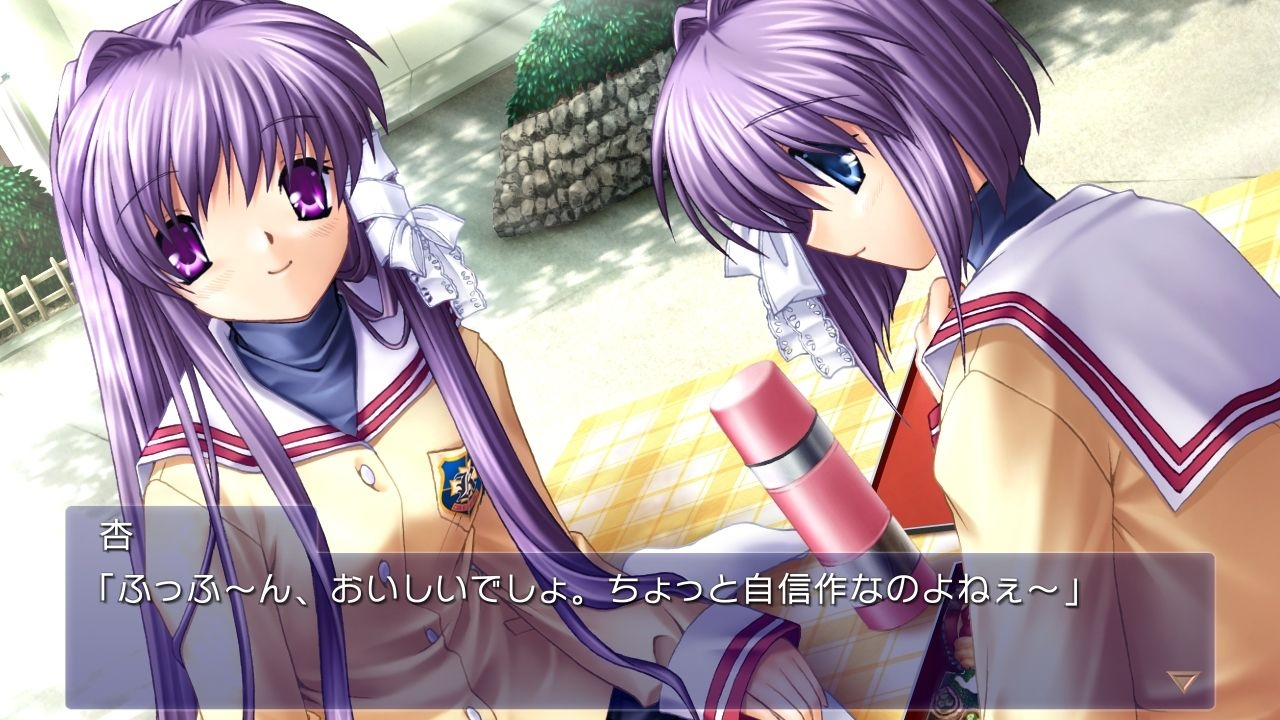 Clannad Audio Details Supported Modes Voice Actors And More Gonintendo