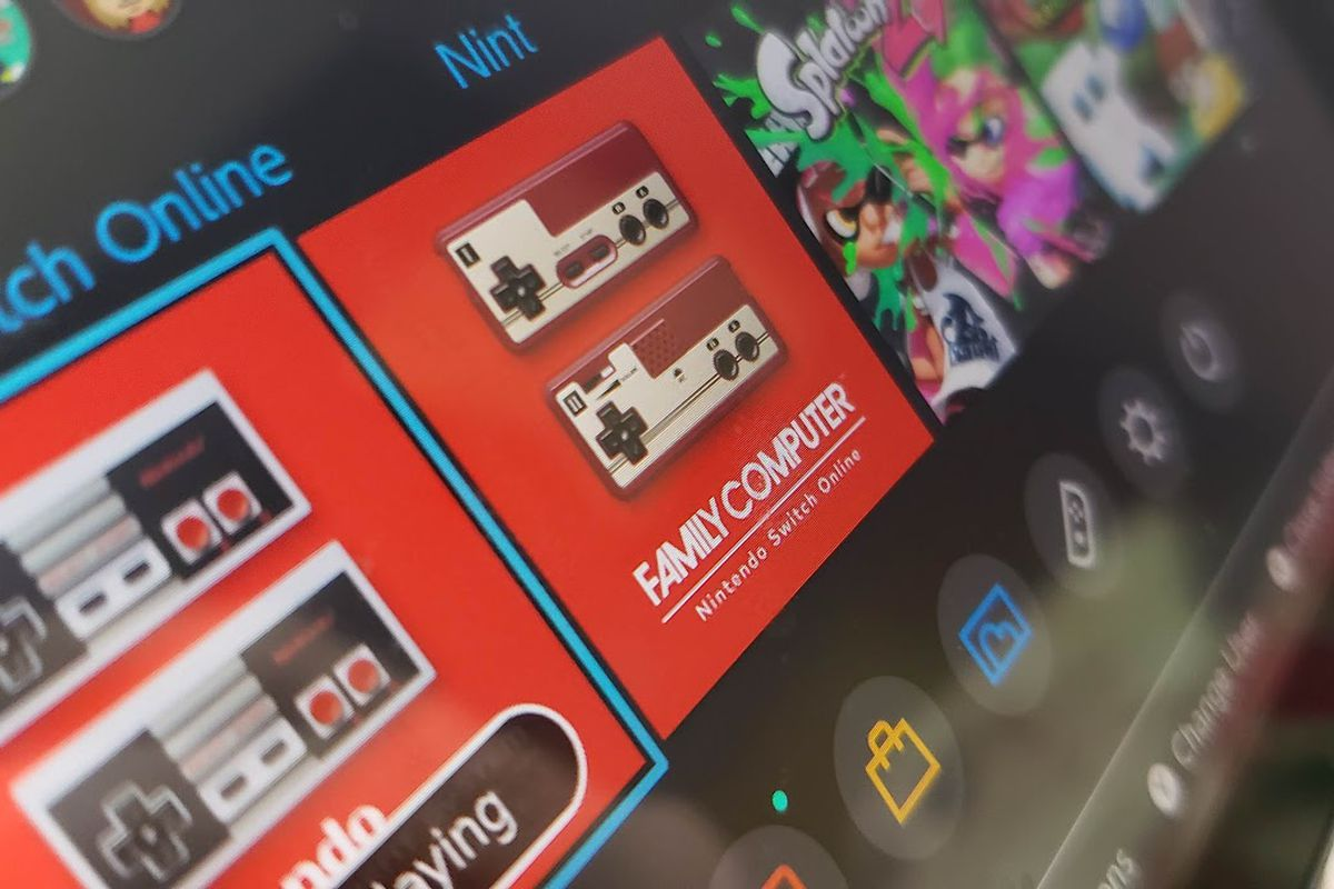 Dataminer finds mention of 4 emulators in the Switch Online NES app