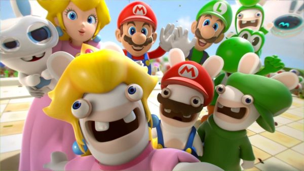 Ubisoft hosting invite-only Mario + Rabbids Kingdom Battle