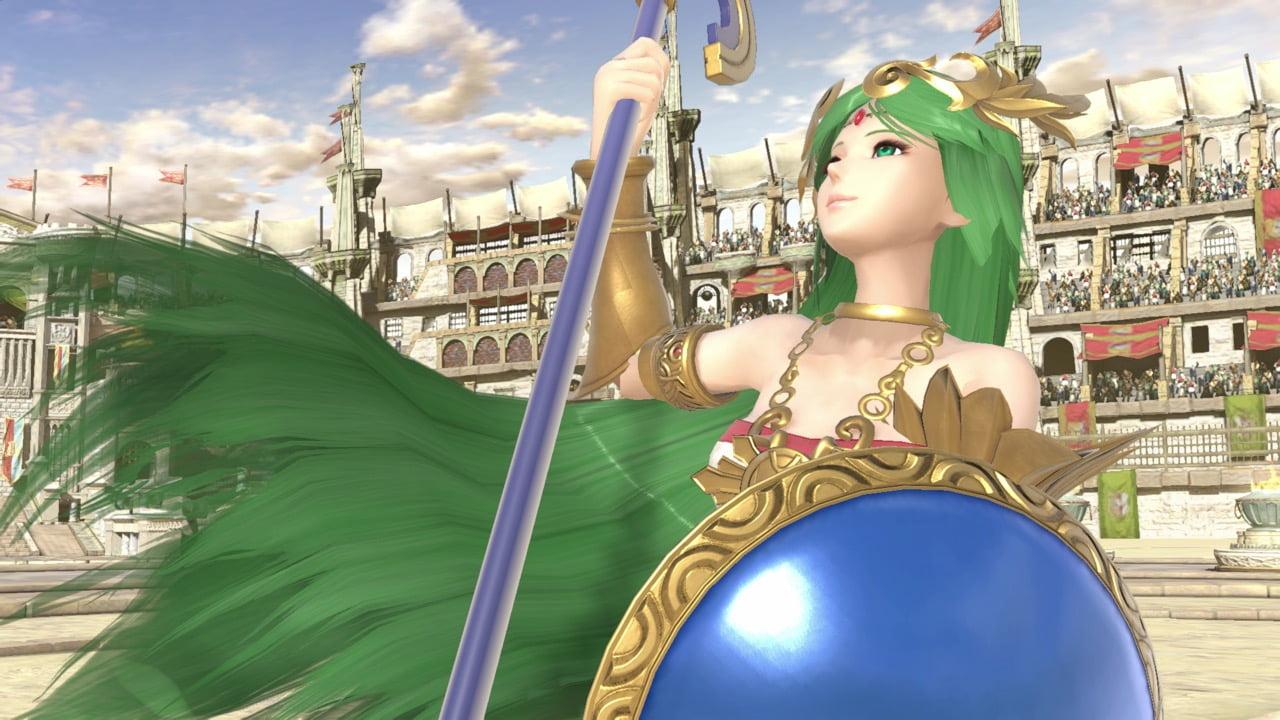 Smash Bros  Ultimate will not include custom Palutena's Guidance