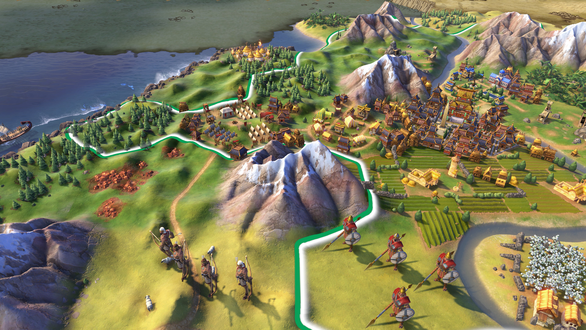 Civilization VI's 'Rise and Fall' and 'Gathering Storm' DLC packs