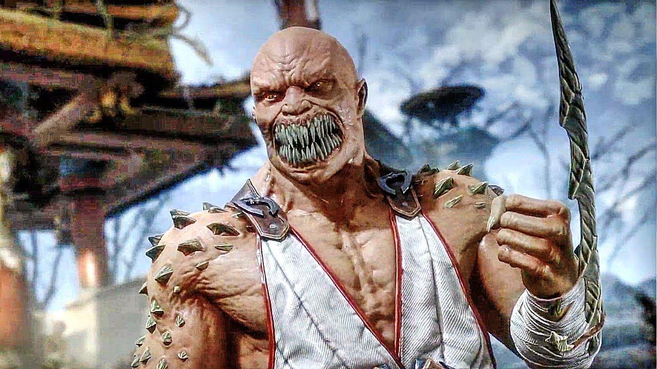 Mortal Kombat 11: Aftermaths Story Mode Wastes Some