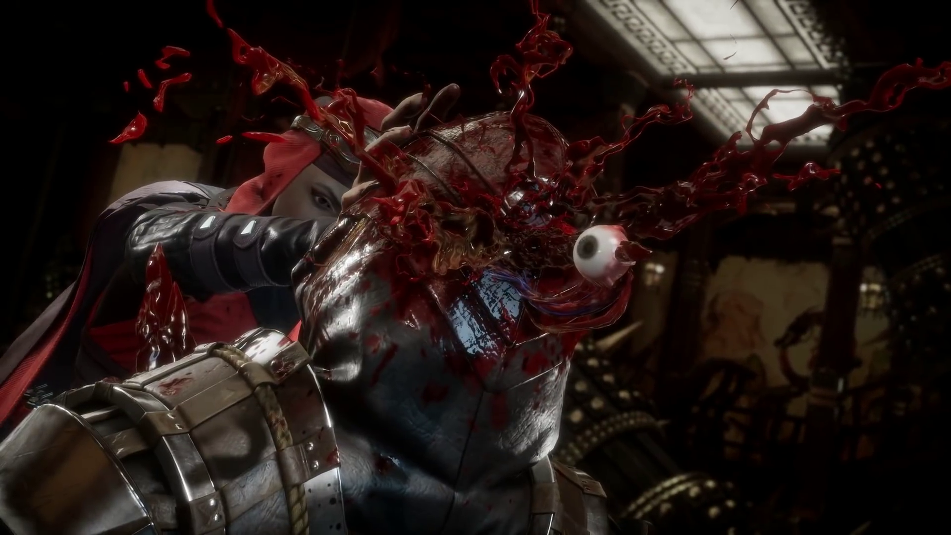 Mortal Kombat 11 S Fatality Design Process Started With Stick