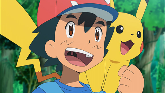 Pokémon the Series: Sun & Moon - Season 2 coming to Netflix on April