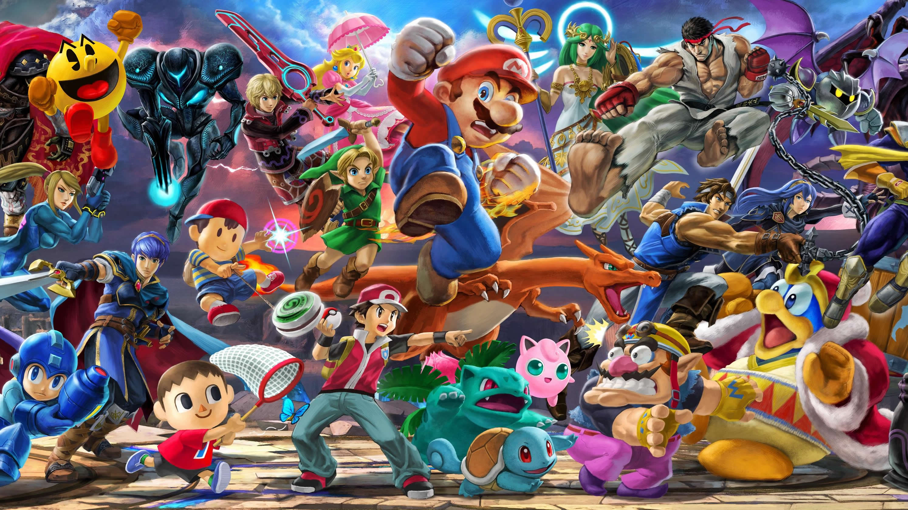 Smash Bros  Ultimate is now Japan's best-selling Switch game