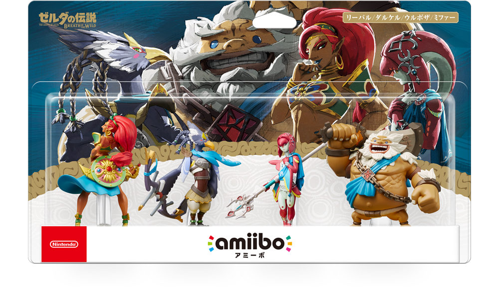 zelda amiibos and what they do