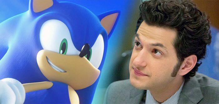 Ben Schwartz says Sonic the Hedgehog movie is full of Easter