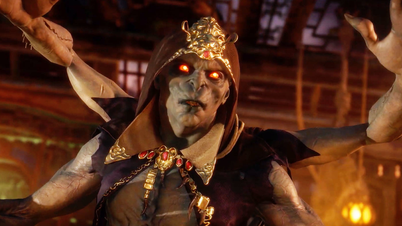 Mortal Kombat 11 is 6 54GB with a 15 9GB day-one update | GoNintendo